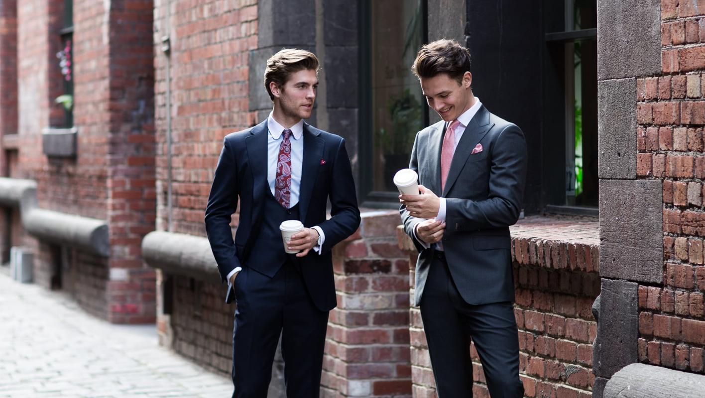 bespoke suits melbourne
