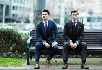 made to measure men's suits