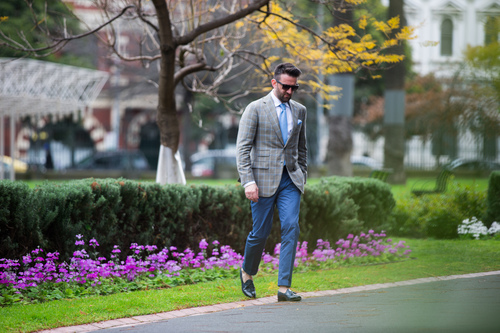 custom made to measure men's suits melbourne