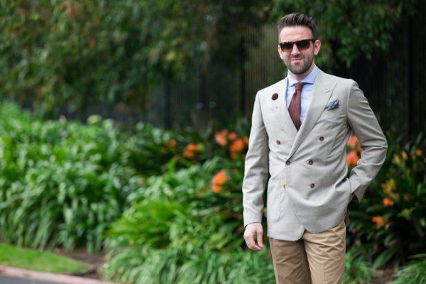 custom suits for men