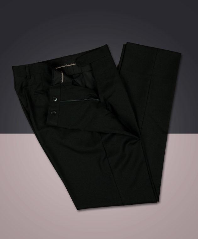 Carl-Nave-Romano-Pant-Black-Melbourne-Tailor-Bespoke