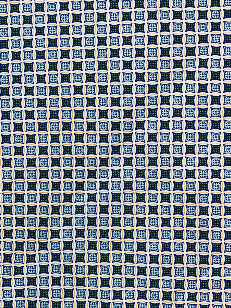 Blue Green Squares