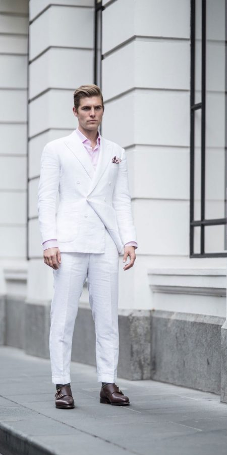 Carl-Nave-Double-Breasted-White-Suit-Bespoke-Melbourne-Tailor